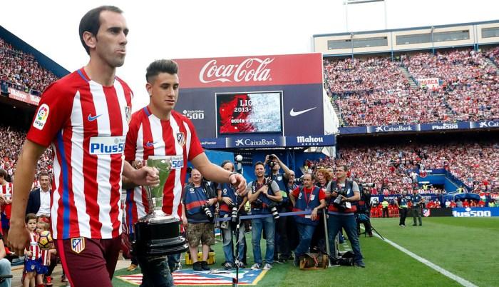 La razón por la que Godín fichó por el Atlético...¡bendito día! 1