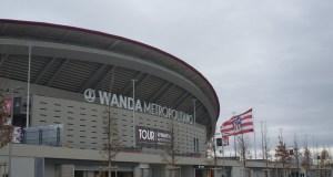 El Wanda Metropolitano se prepara para su primera final | Mario Tello