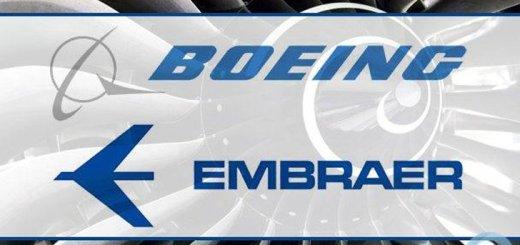Boeing y Embraer a punto de sellar unión