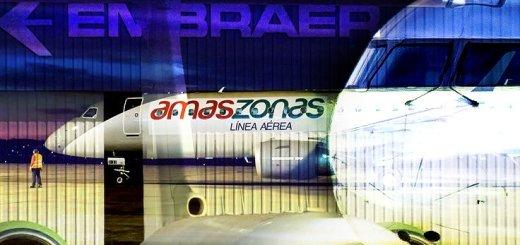 Amaszonas Embraer