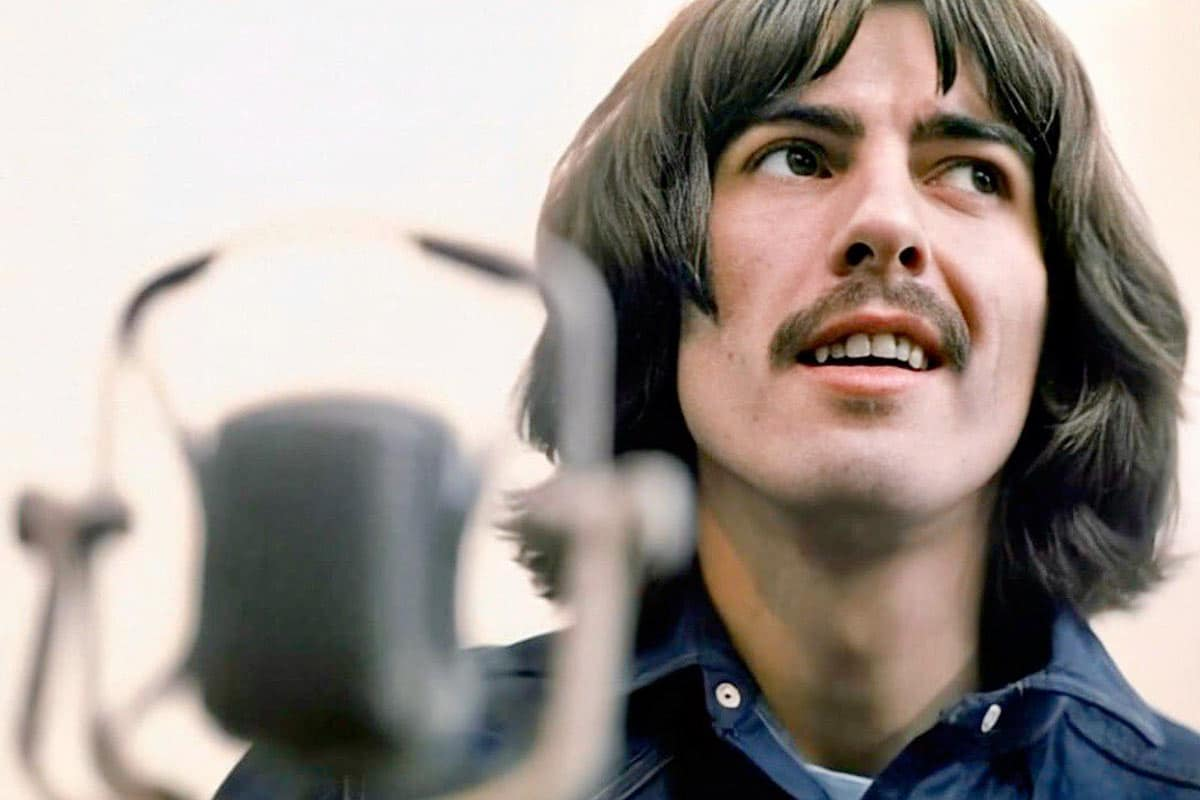 La primera canción que George Harrison compuso en The Beatles