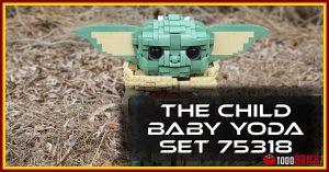 LEGO 75318 The Child Baby Yoda