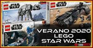 Lego Star Wars 2020 lista del verano