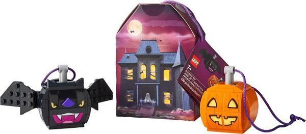 854049 Calabaza y murcielago de LEGO Halloween