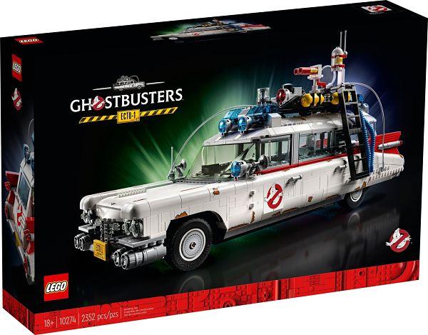 LEGO 10274 ecto 1 de los cazafantasmas