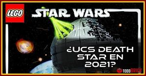 Posible LEGO Star Wars UCS Death Star para 2021
