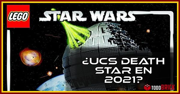 Rumor LEGO UCS Death Star en 2021