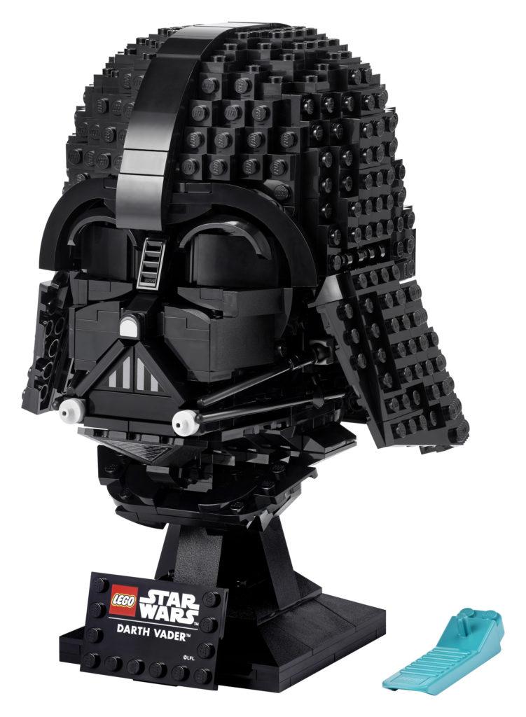 LEGO Star Wars 75304 Darth Vader Casco