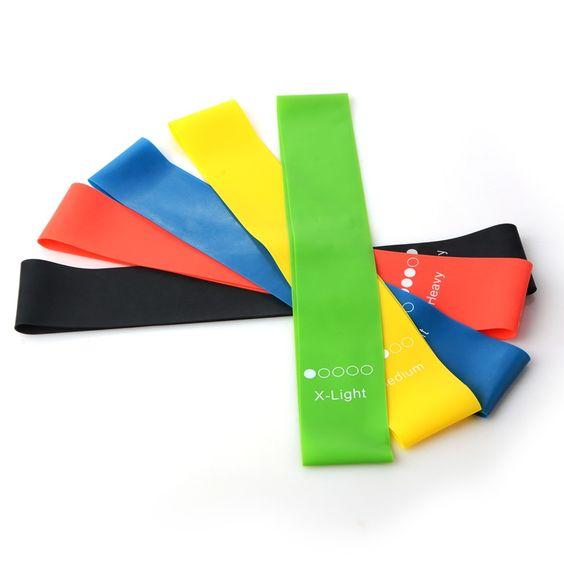 bandas elasticas muestra