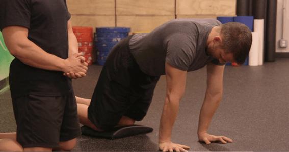 progresiones handstand