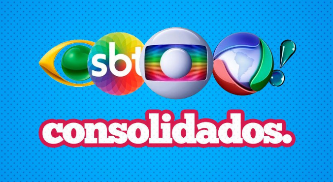 Audiência da TV: Consolidados de domingo, dia 28/07/2019