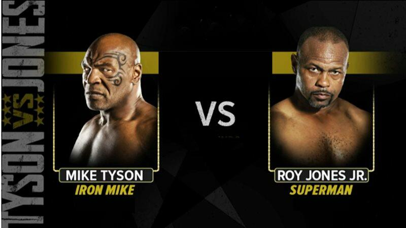 Mike Tyson x Roy Jones Jr ao vivo: Como assistir a luta na TV e online