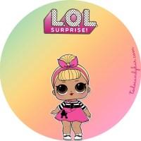 Lol Surprise Kit Imprimible Gratis