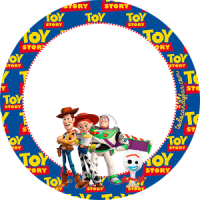 Candy Bar Toy Story 4 Kit para Imprimir Gratis
