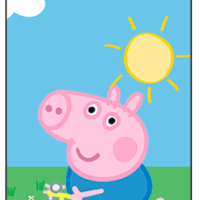 Kit Imprimible Peppa Pig y George Pig Descarga Gratis