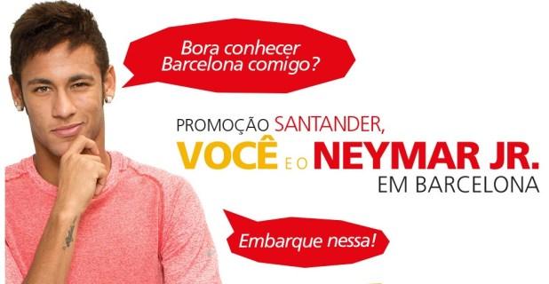 promocao-santander-neymar