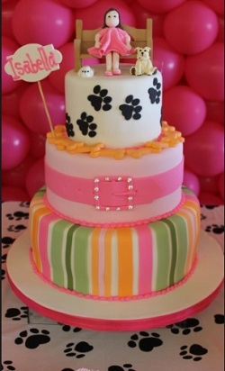 festa-infantil-tema-cachorro-bolo