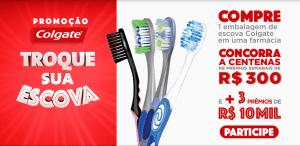 Promoção Colgate Troque Sua Escova Como Participar