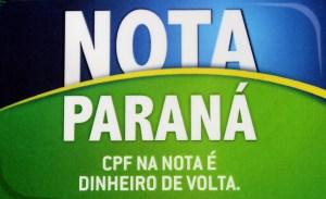 Cadastro Programa Nota Paraná