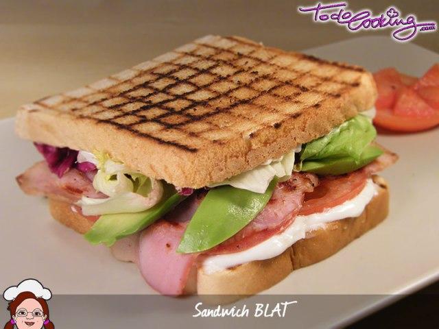Sandwich BLAT
