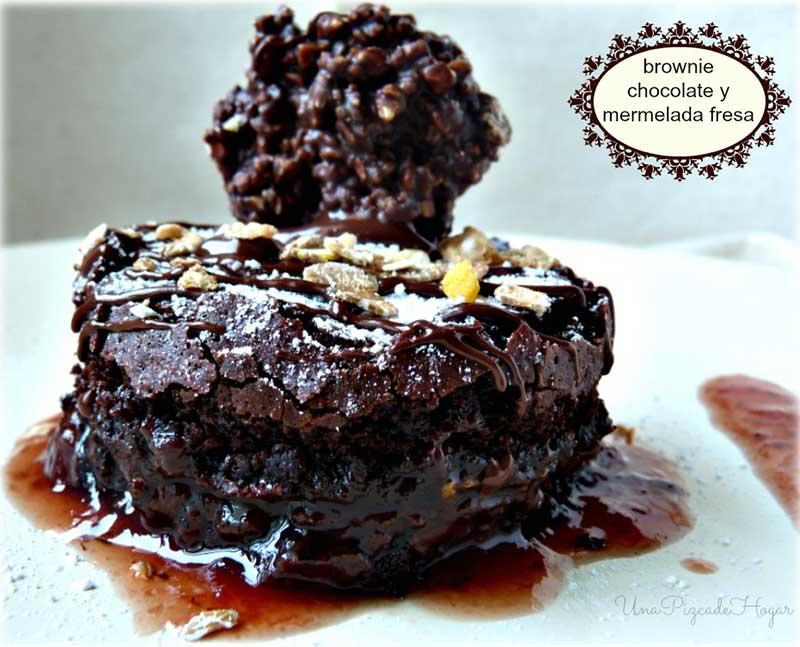 ##brownie-chocolate-fresas