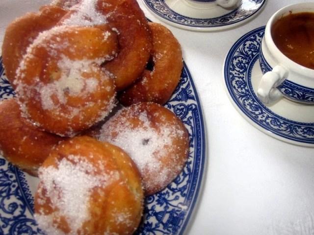 Rosquillos naranja recetas para un menú de semana santa