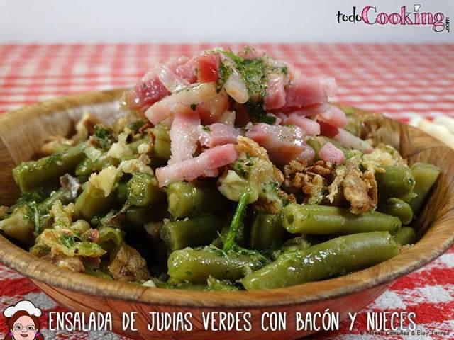 Ensalada-judias-verdes-bacon-nueces-02