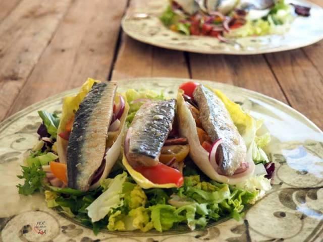 ##Sardinas-marinadas-al-té-moruno pescados y marisco