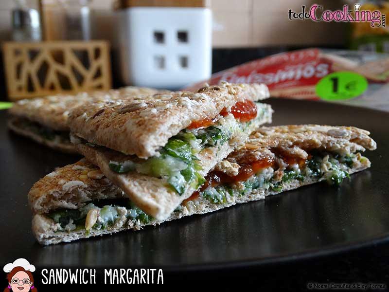Sandwich-margarita