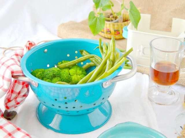 ##Ensalada brocoli y judias recetas con legumbres