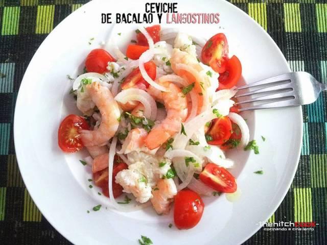 ##CEVICHE+DE+BACALAO recetas sabrosas con bacalao