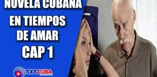 EN TIEMPOS DE AMAR CAP 1