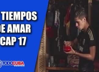 EN TIEMPOS DE AMAR CAP 17