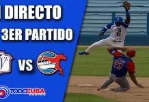 Industriales vs Granma