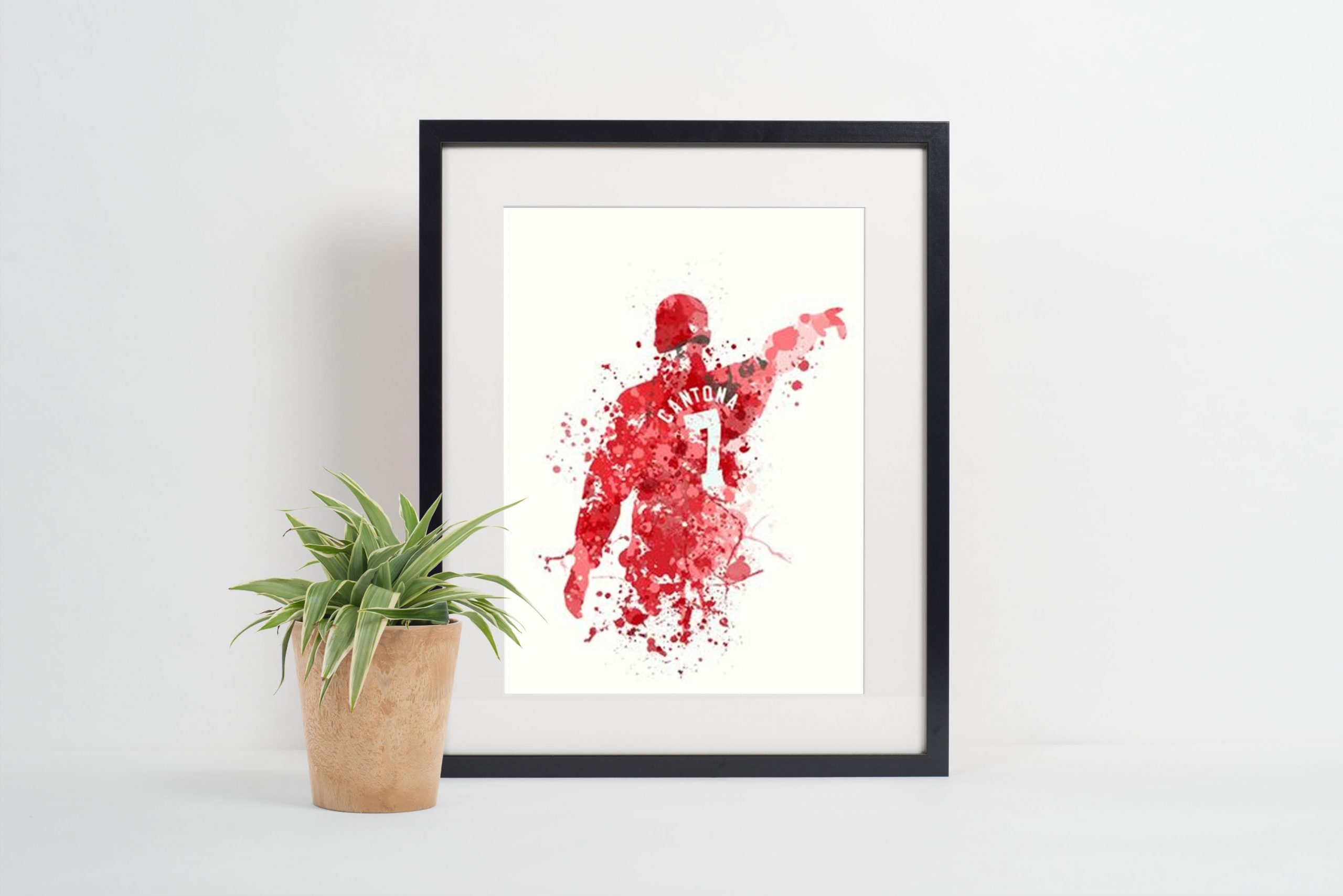 Find the perfect eric cantona stock photos and editorial news pictures from getty images. Eric Cantona Picture Frame - To Do Designs