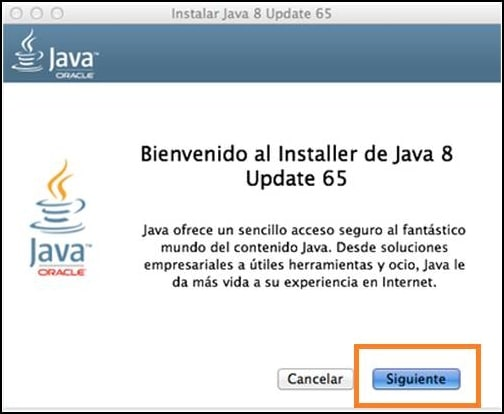 descargar Java para Mac