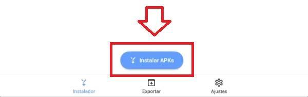 instalar APKS