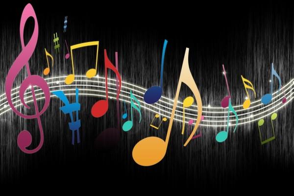 Resultado de imagen para imagenes de pentagramas y notas musicales