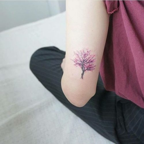 99 Imágenes De Tatuajes Pequeños Para Mujeres Hermosos Sutiles Y