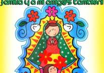Imágenes cristianas de la Virgencita de Guadalupe
