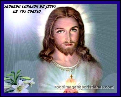 imagenes cristianas del sagrado corazon de jesusç