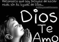 Imágenes de Dios te amo
