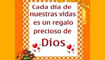 Imágenes Cristianas Gracias Dios Por Este Nuevo Día