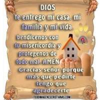 Imágenes Cristianas de bendiciones para mi casa y mi familia
