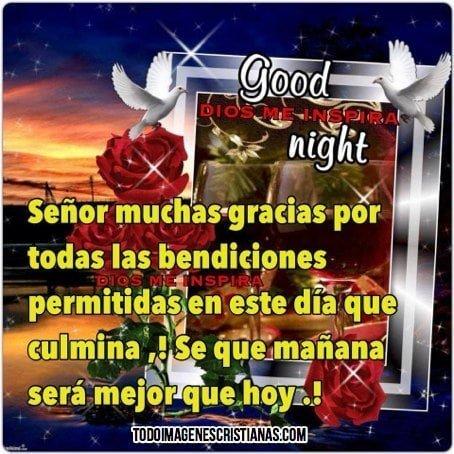 imagenes cristianas de buenas noches