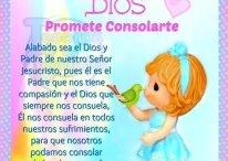 Imágenes cristianas: Dios promete consolarte