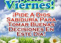 Imágenes con mensajes cristianos de feliz viernes