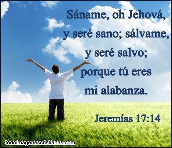 imagenes cristianas saname jehova