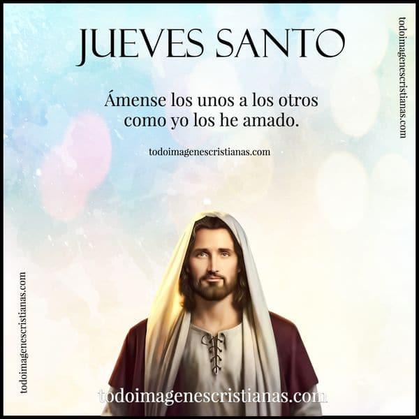 imagenes jueves santo