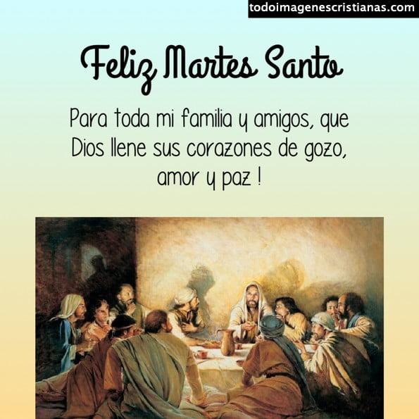Imágenes Martes Santo